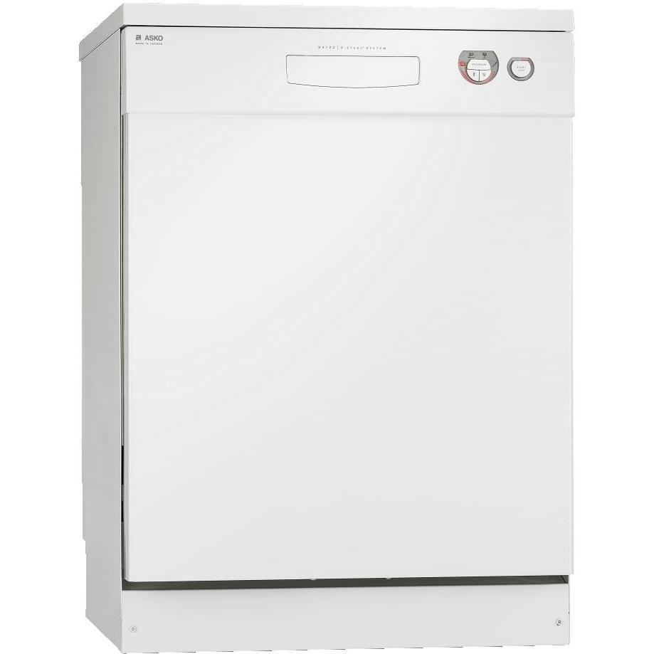 ASKO D5122ADAW 24-Inch XL ADA Compliant Dishwasher - White