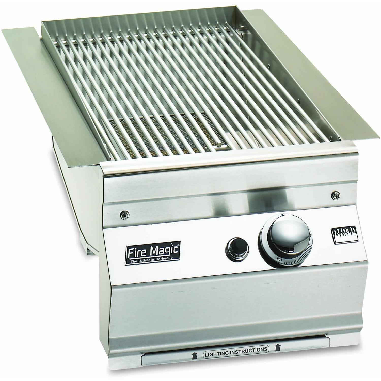 Fire Magic Natural Gas Built-In Searing Station / Side Burner 3287-1