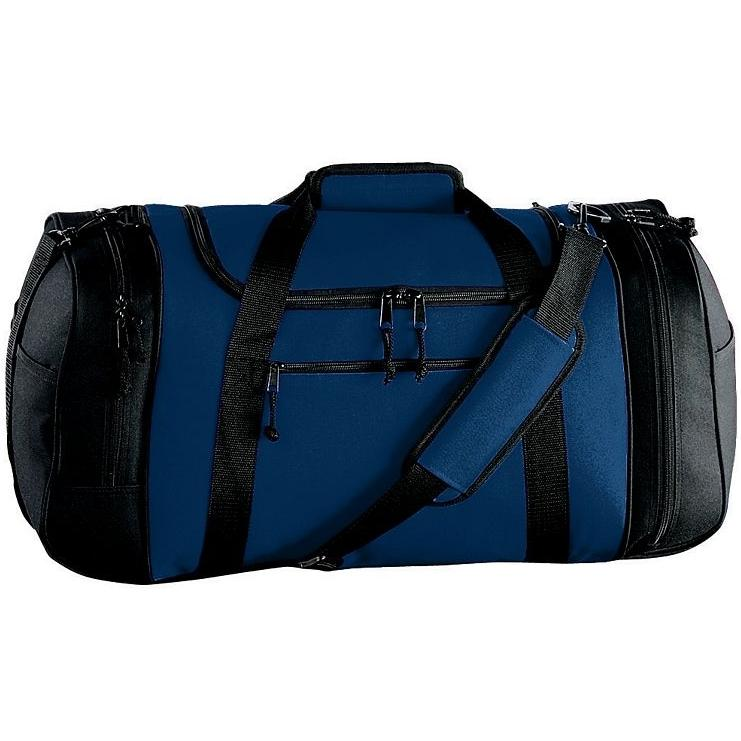Augusta Sport Bag With Shoe Pocket - Navy/black