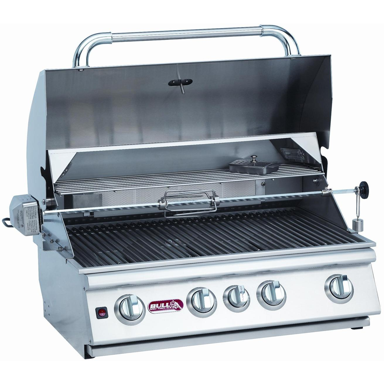 Bull Angus 4-burner Built-in Natural Gas Grill at Sears.com