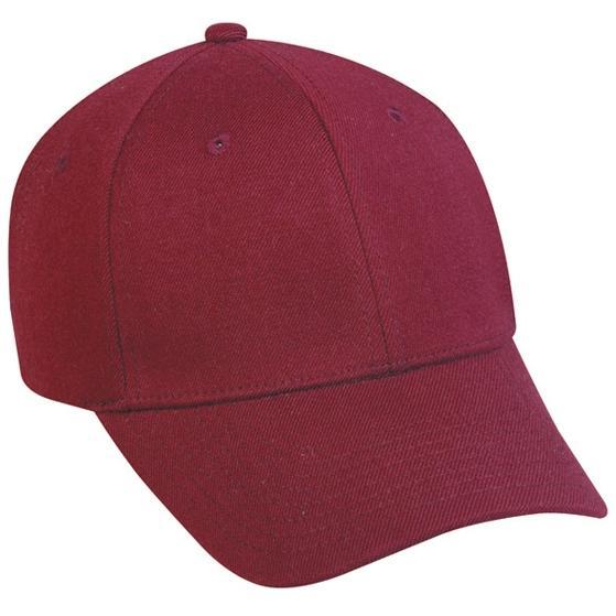 Outdoor Cap ProFlex Acrylic Wool Cap XS / S - Maroon, Discount ID PFX-400-XS / S-510