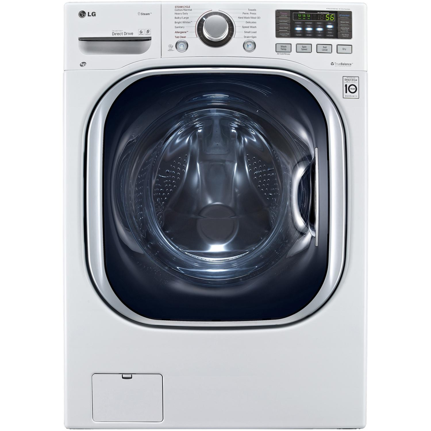 Picture of LG is committed to challenging the status quo by creating the appliances of tomorrow. This WM3997HWA ventless washer/dryer combo features a spacious 4
