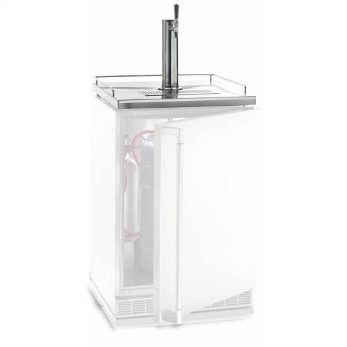 Lynx Single Tap Option For Lynx L24BF Outdoor Refrigerator / Kegerator