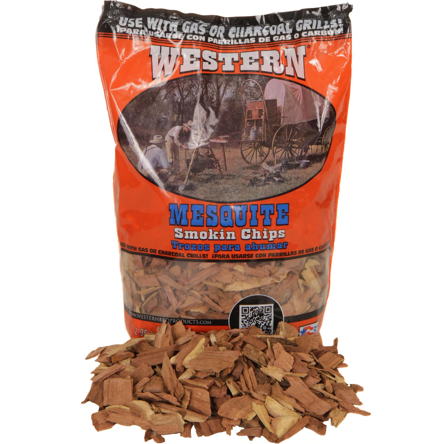 Western Mesquite Bbq Smoking Chips (180 Cu. In.) at Sears.com