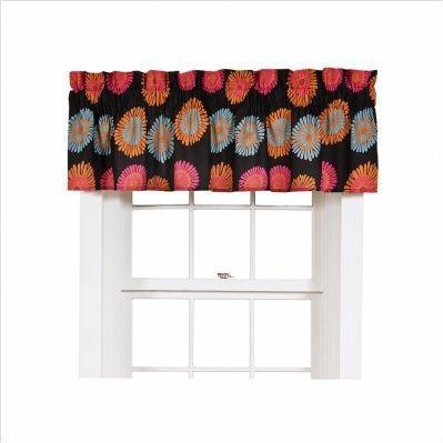 Karin Maki Flower Fantasy Window Valance