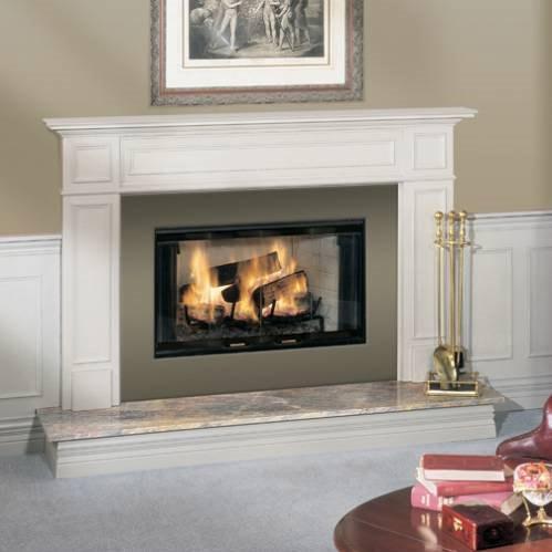 Monessen BR42 Royalton Series 42-Inch Radiant Wood Burning Fireplace