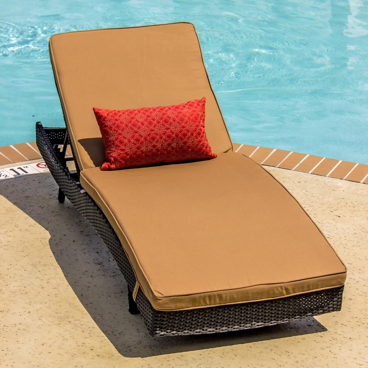 Lakeview Outdoor Designs Providence Resin Wicker Patio Chaise Lounge at Sears.com
