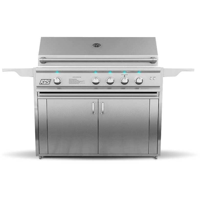 RCS Cutlass Pro 42-Inch Natural Gas Grill On Cart 2603124