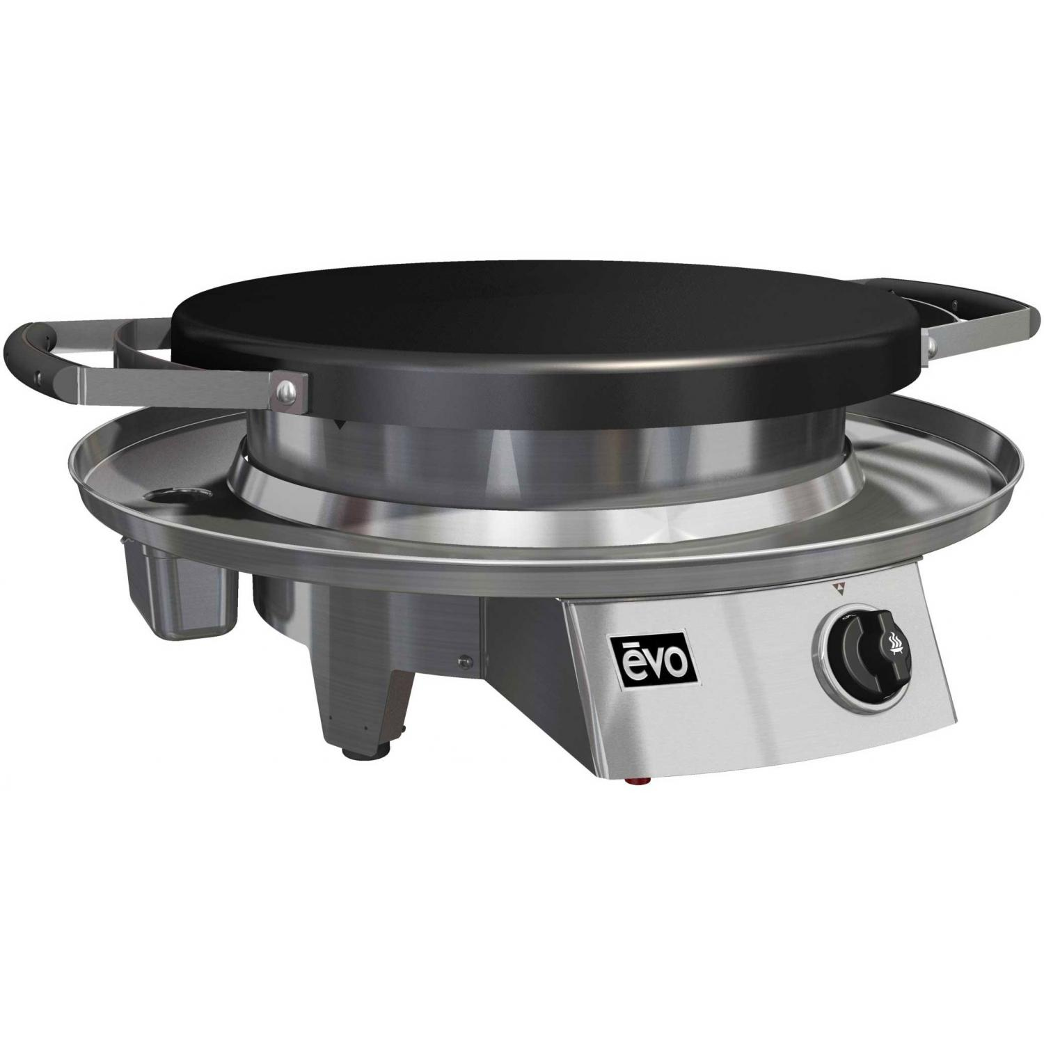 Evo Companion Classic Tabletop Flattop Grill - Natural Gas