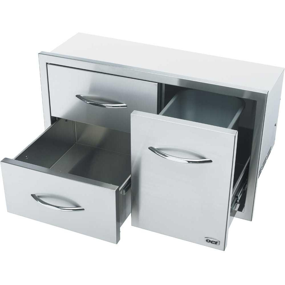 OCI 36 Inch 3 Drawer Combo Unit