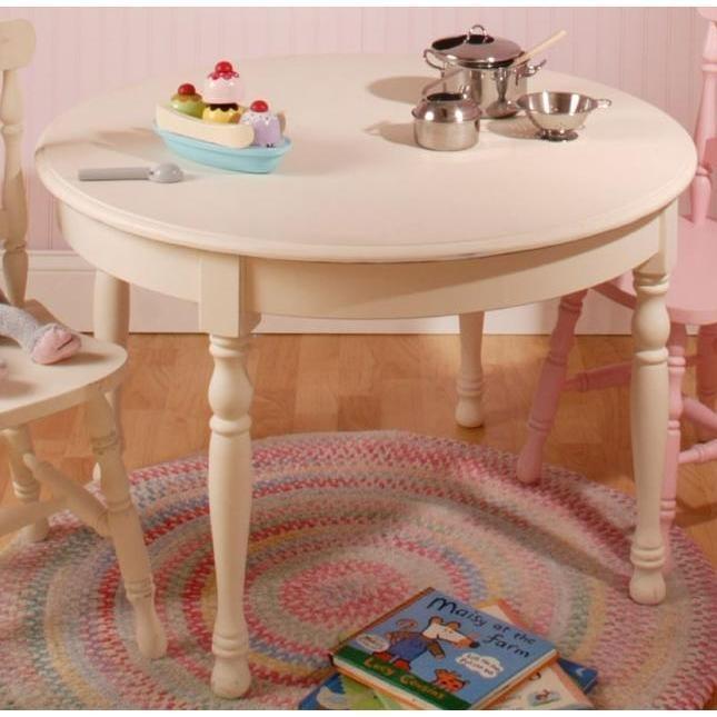 New Arrivals Child Table - Flea Market White