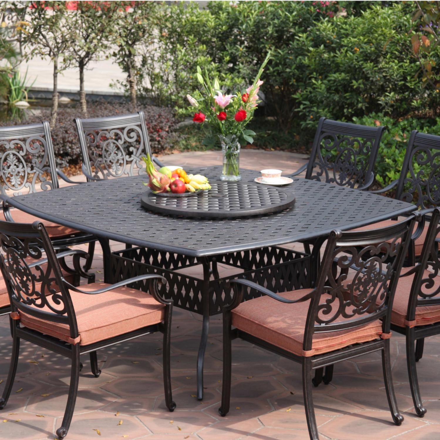 Discount patio dining sets patio design ideas for Affordable outdoor dining sets