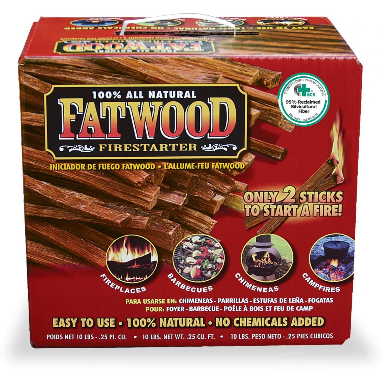UniFlame Fatwood Firewood Starter - 10 Lb