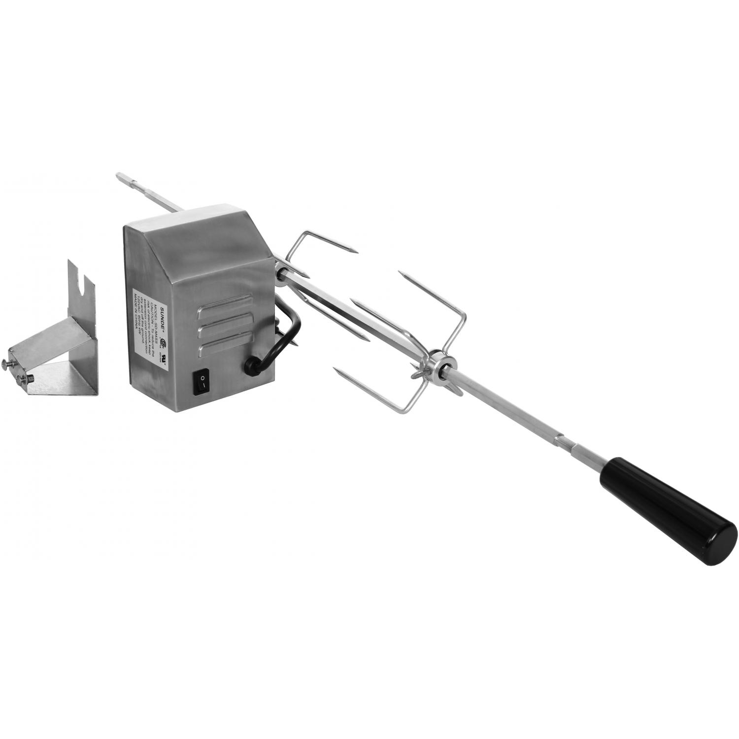 BBQGuys.com Rotisserie For 30 Inch Charcoal Grill 1759998