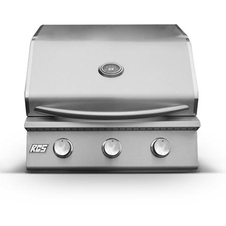Rcs Premier Series 26 Inch Built-in Natural Gas Grill - Rjc26a at Sears.com
