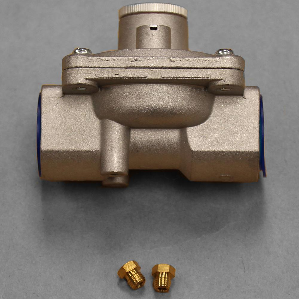 Blaze Outdoor Products Power Burner Conversion Kit - Liquid Propane To Natural Gas - Blz-pbconv-kit-ng