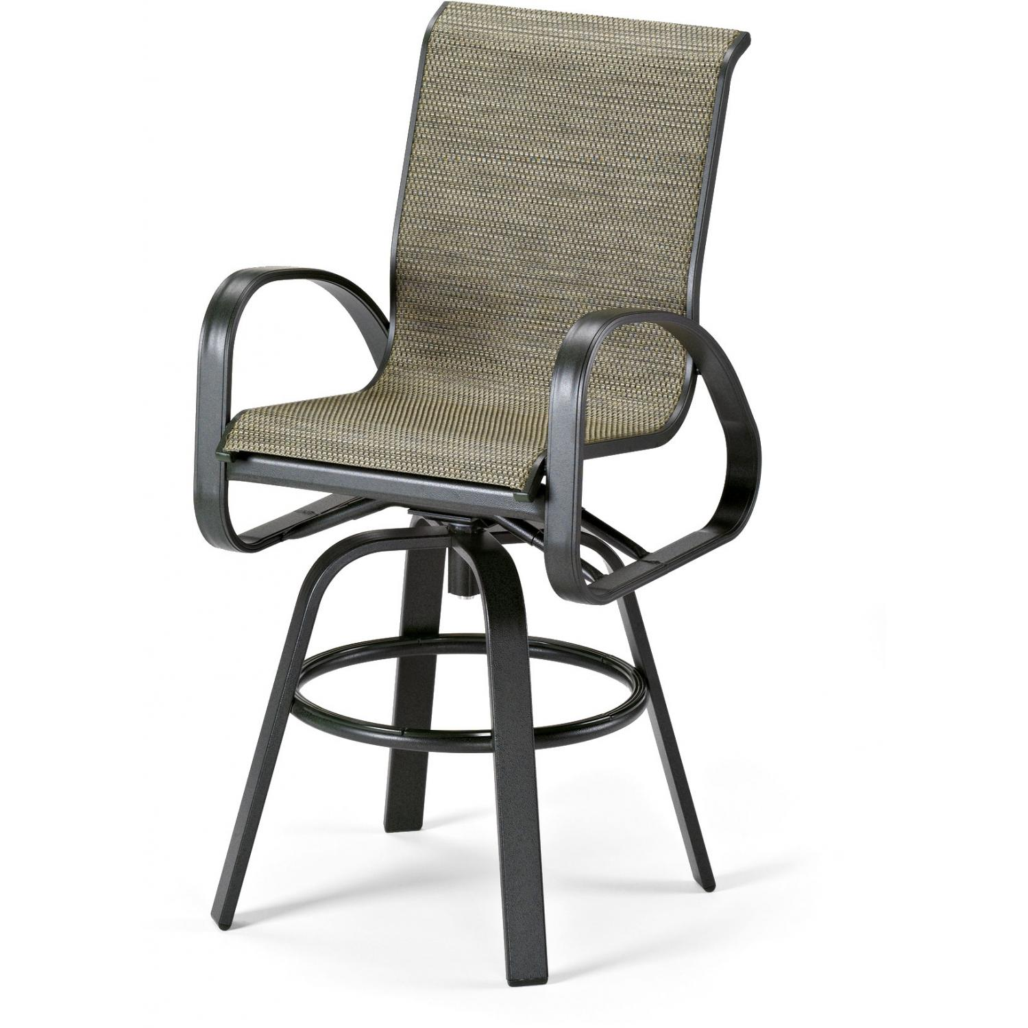 Telescope Casual Primera Sling Patio Swivel Bar Arm Chair U S A Canada Id 905