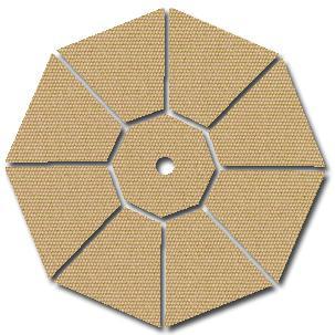 Galtech Sunbrella B Fabric - Camel 2505336