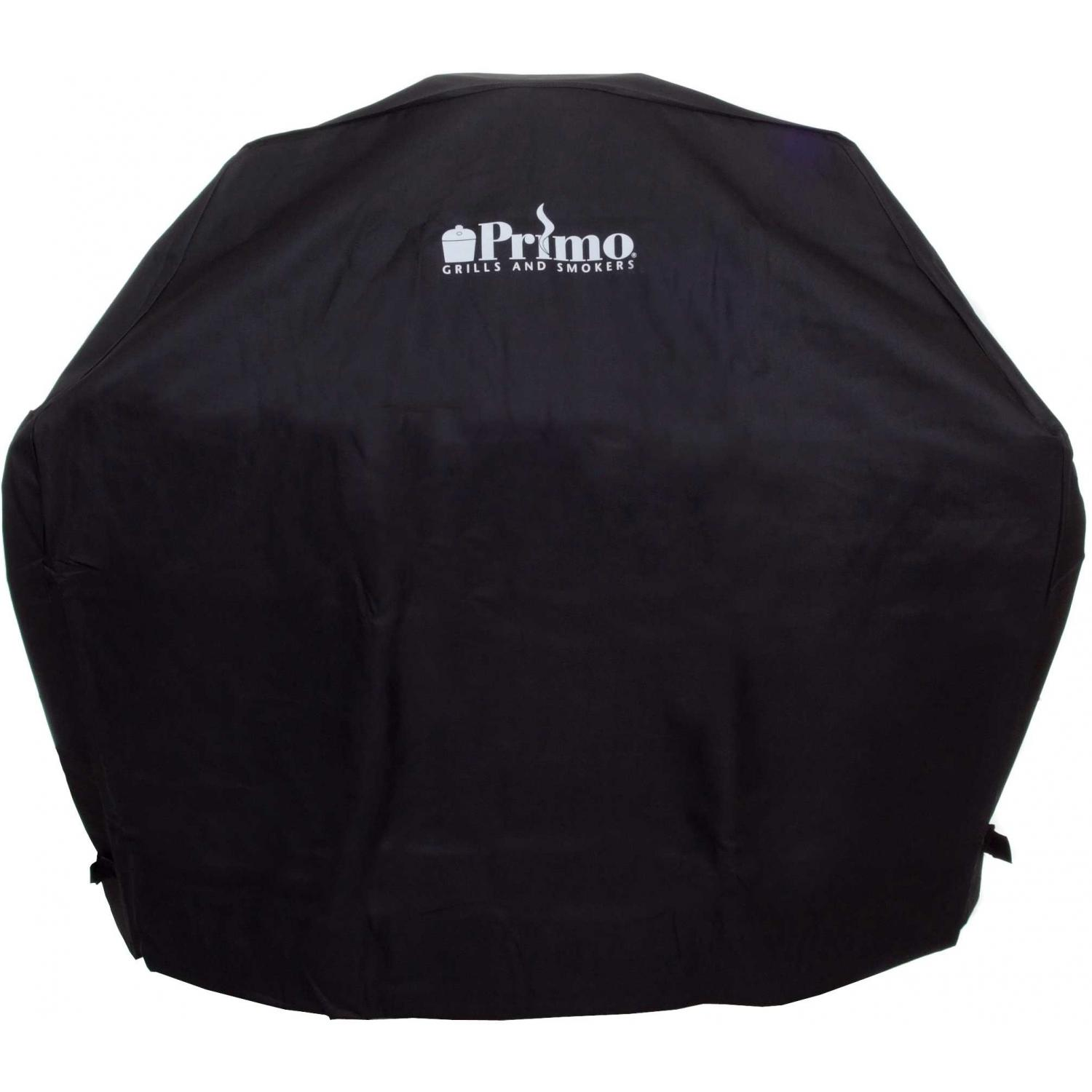 Primo Grill Cover For Junior Oval In Cradle