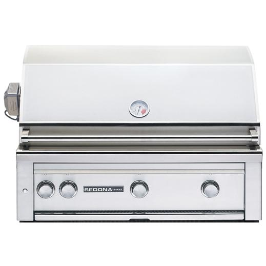 Lynx Sedona By Lynx 36-inch Built-in Propane Gas Grill With Prosear Burner And Rotisserie L600psr at Sears.com