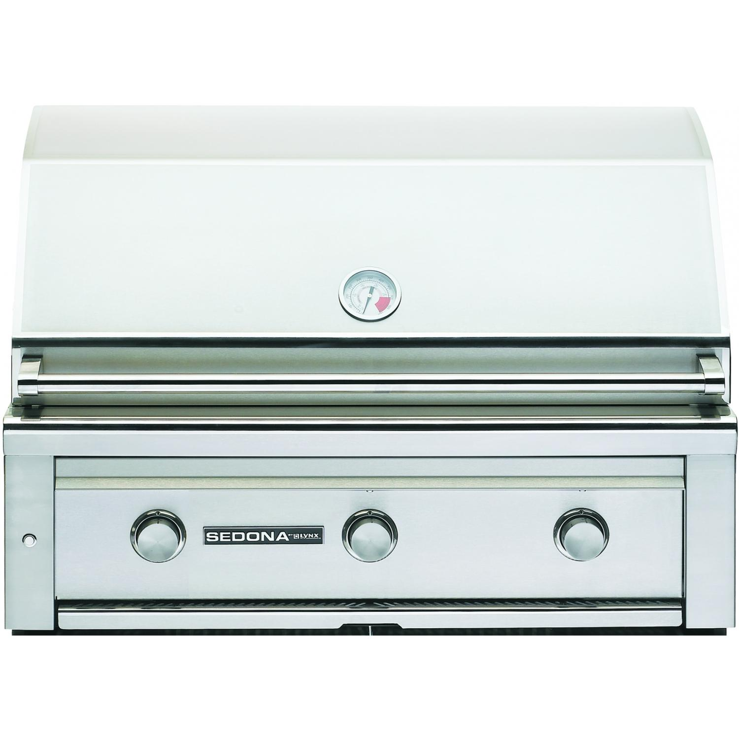 Lynx Sedona By Lynx 36-inch Built-in Propane Gas Grill With Prosear Burner L600ps at Sears.com