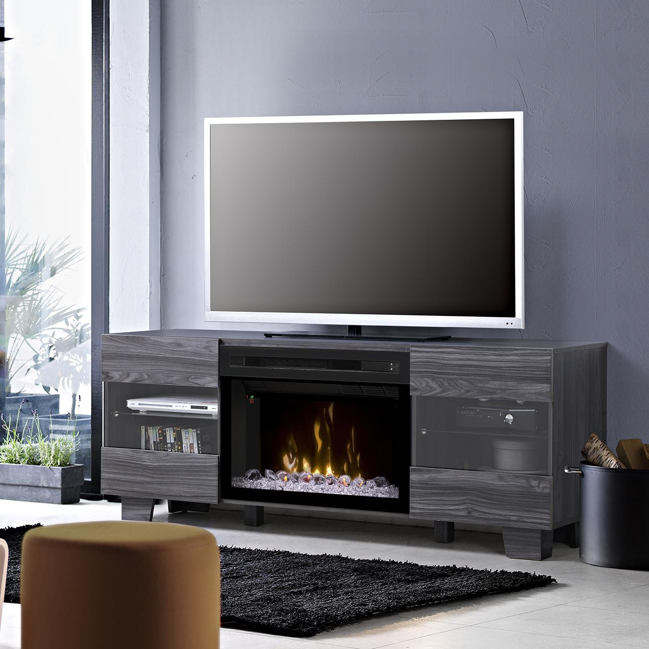 Dimplex Multi-Fire XD Max 62-Inch Electric Fireplace Medi...