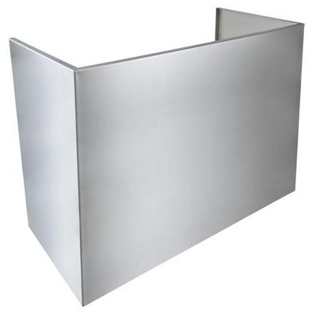 Broan 18 Inch Stainless Steel Duct Cover For Epd61 Outdoor Vent Hoods