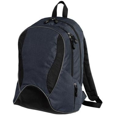 Port Authority Two-Tone Backpack - Dark Slate