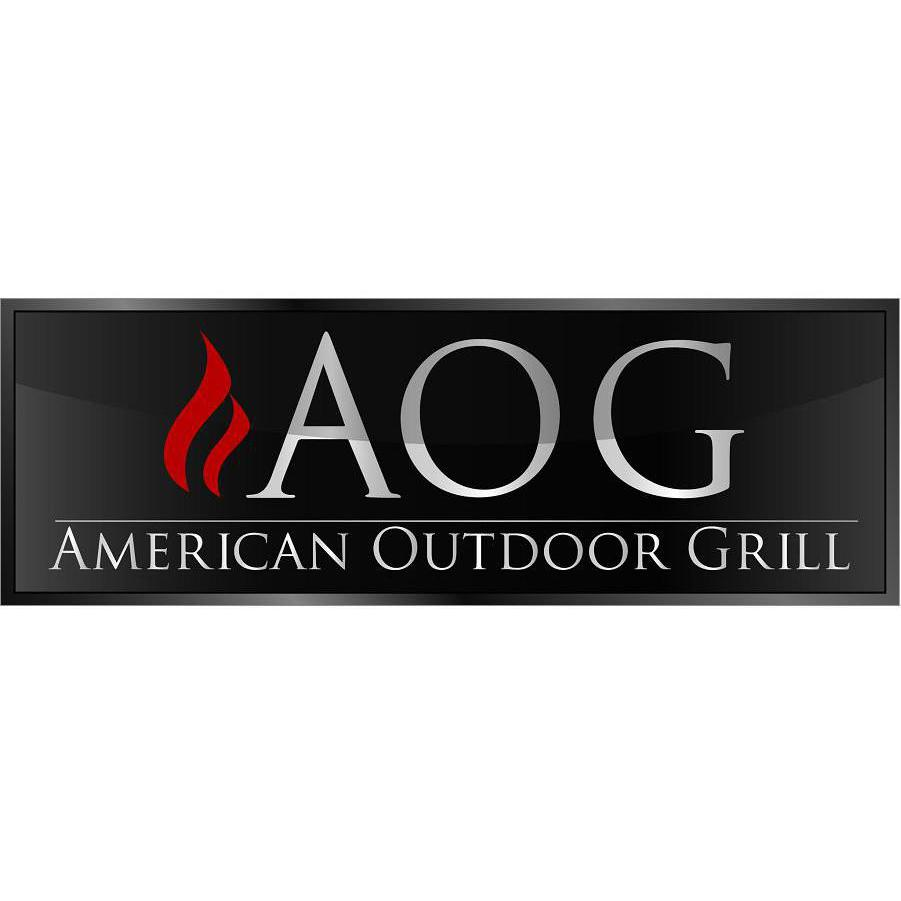 Aog American Outdoor Grill Cover For Double Side Burners - Cb2sb-d