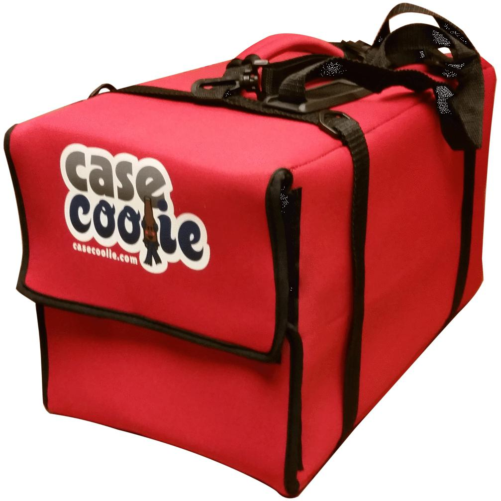 Case Coolie 30 Can Beverage Cooler - Red