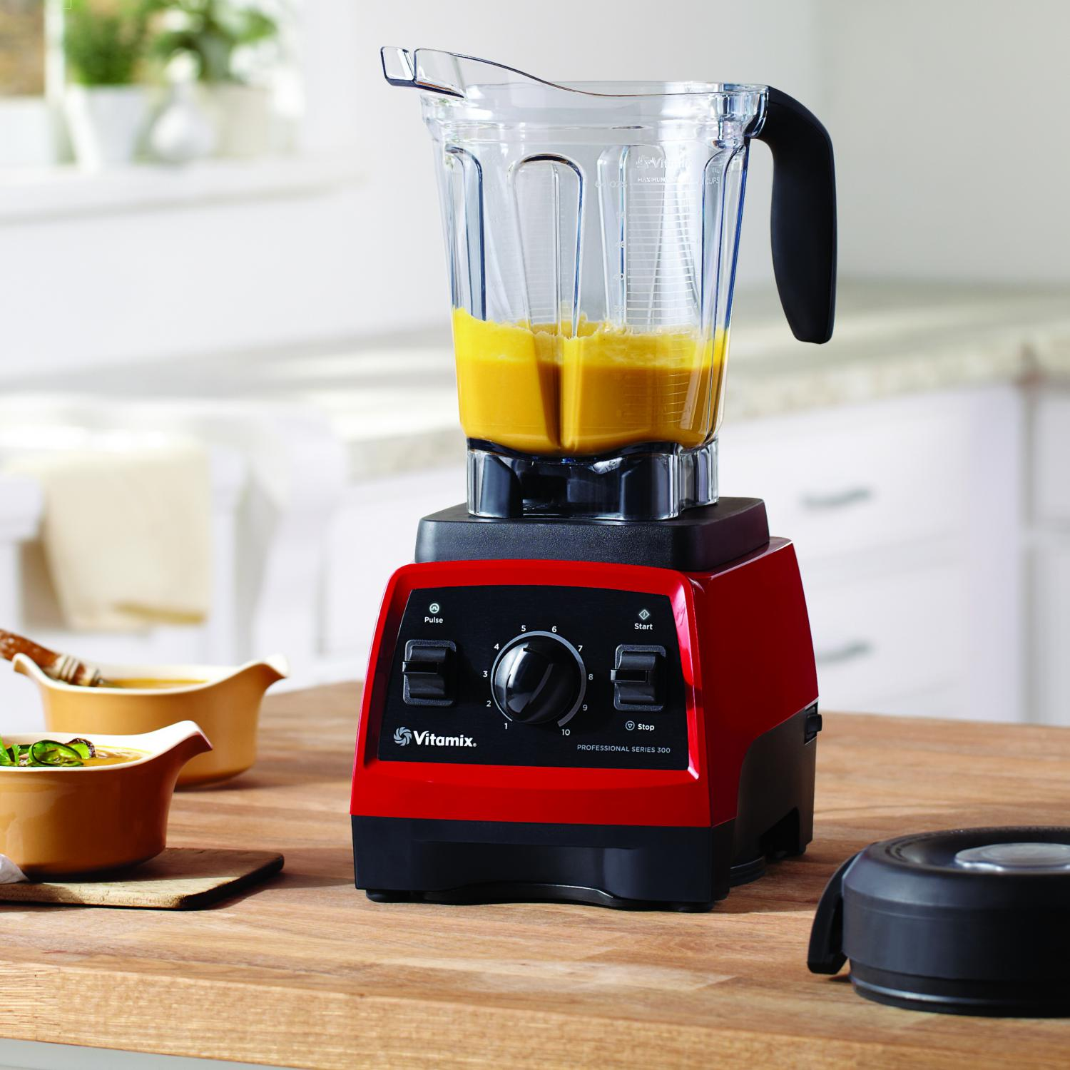 Vitamix Professional Series 300 Blender - Ruby