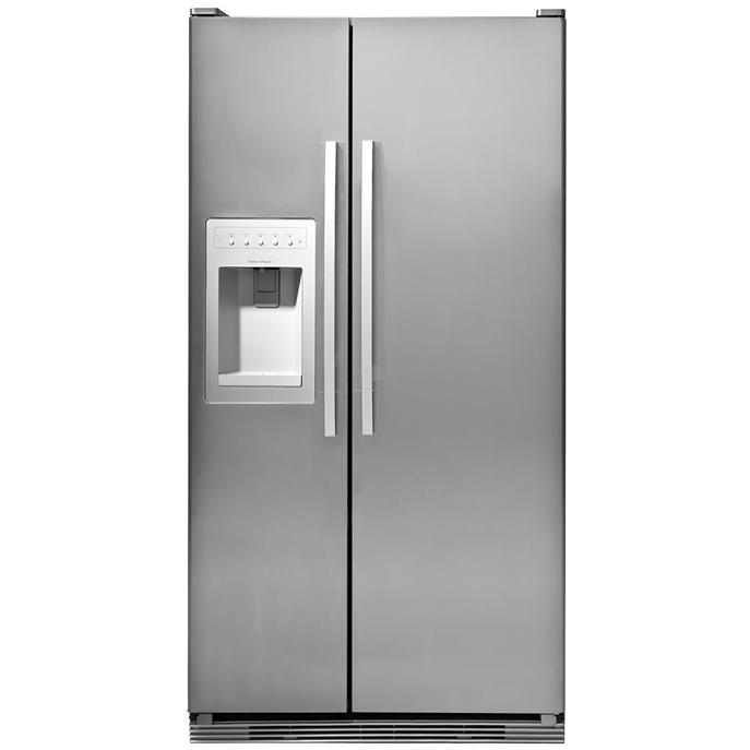 Fisher Paykel RX216CT4XV2 21.6 Cu. Ft. Side By Side Refrigerator - Stainless Steel