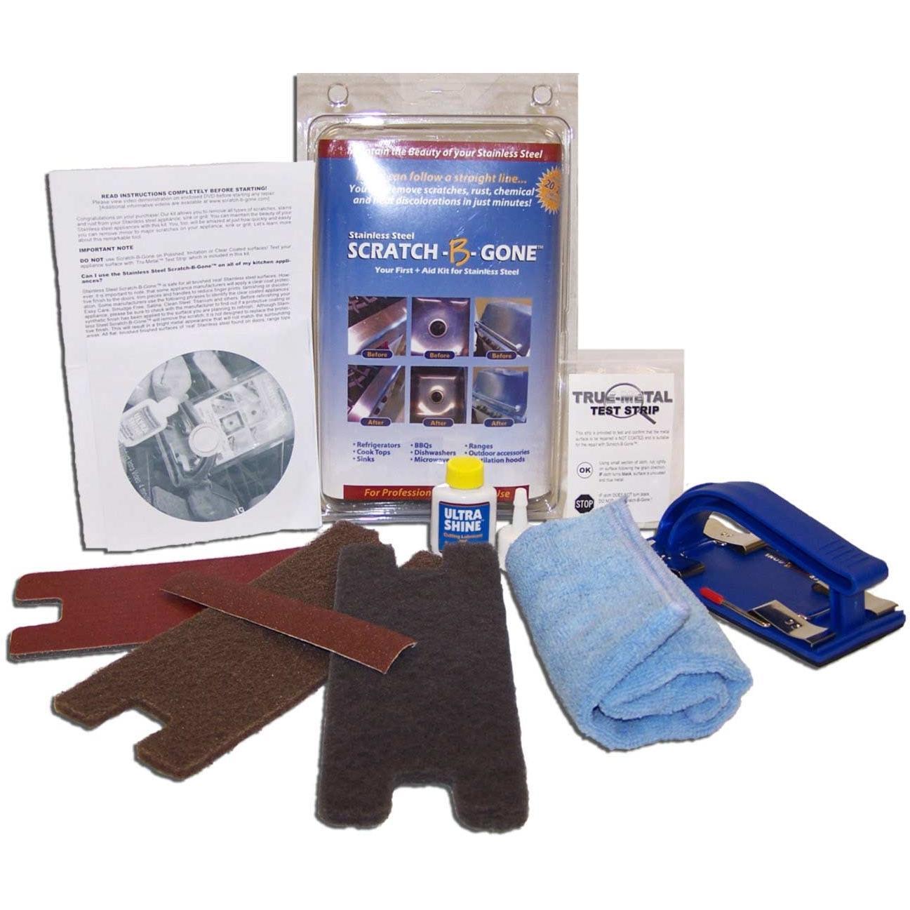 Scratch-B-Gone Home Scratch Remover Kit