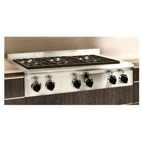 American Range ARSCT-364GD Slide-In 36-Inch Natural Gas Cooktop - Stainless