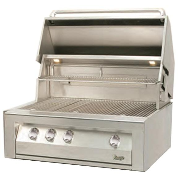 Vintage Gold Vbq36g 36 Inch Built In Natural Gas Grill at Sears.com