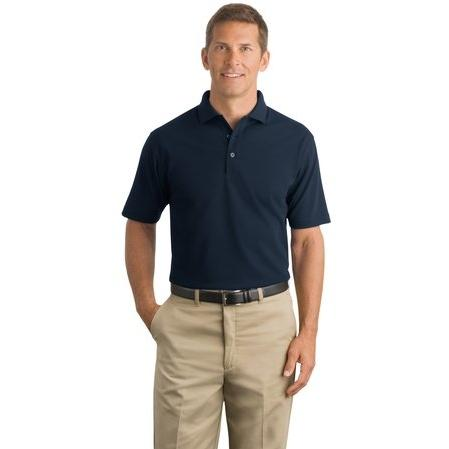 CornerStone Industrial Pique Polo 2XL - Navy