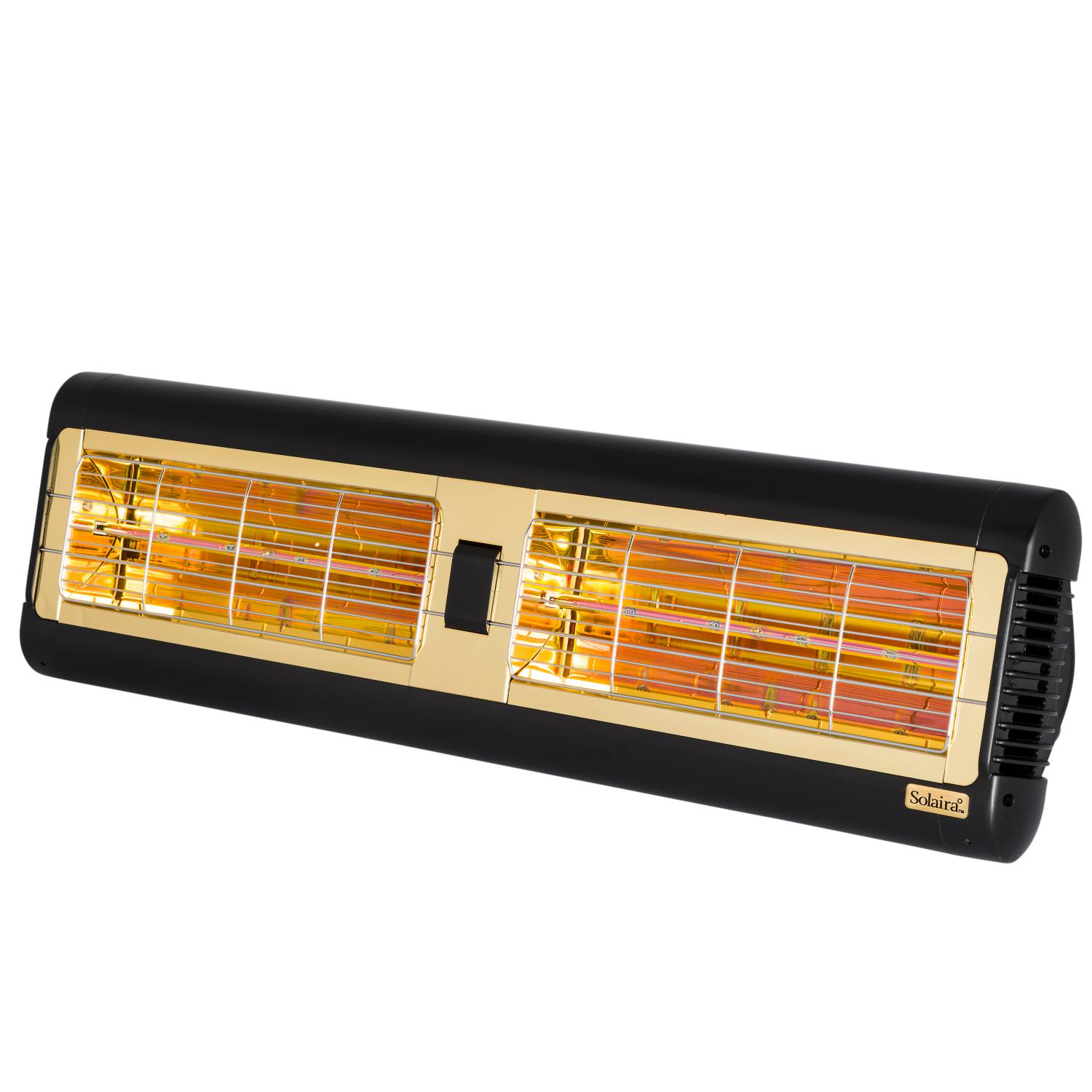 Solaira Alpha Series Electric 32 1/8-Inch Patio Heater - ...