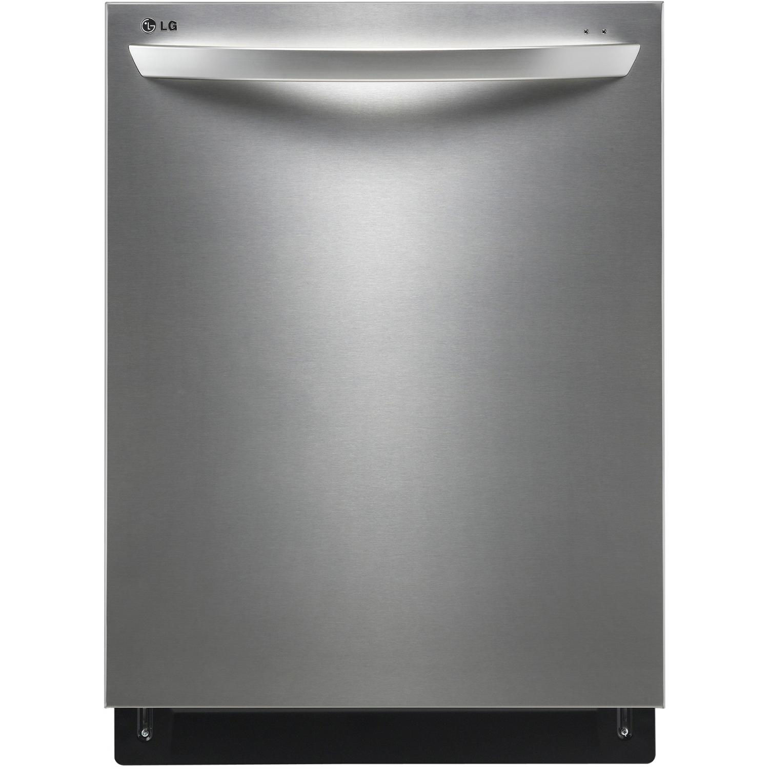 LG LDF7774ST 44-Decibel Built-In 3-Rack DishWasher - Stainless Steel 2890344