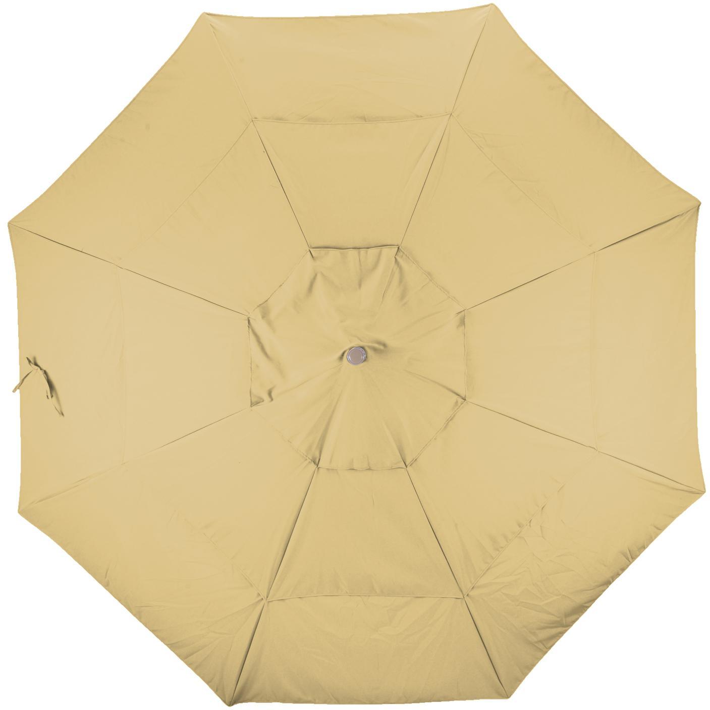 California Umbrella Sunbrella A Fabric In Wheat