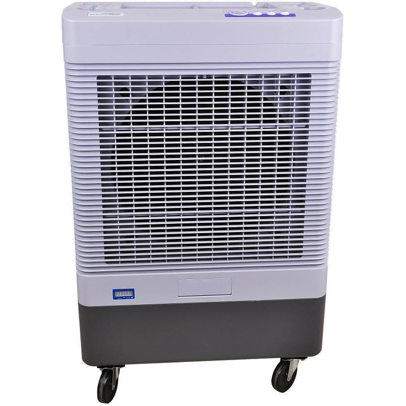 How Do Evaporative Coolers Work : Mist works sq ft portable evaporative air cooler ebay