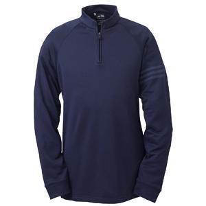 Adidas Golf Mens Performance 1/2-Zip Training Shirt 2XL - Navy