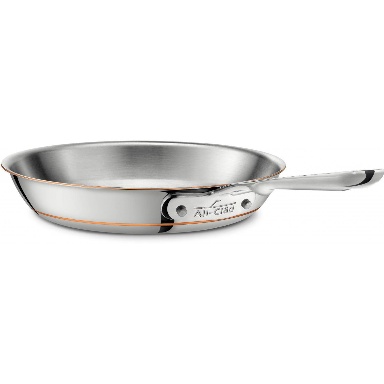 Picture of All-Clad Copper-Core 10-Inch Fry Pan