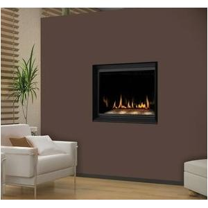 Napoleon BGD36 Crystallo Clean Face Direct Vent Natural Gas Fireplace
