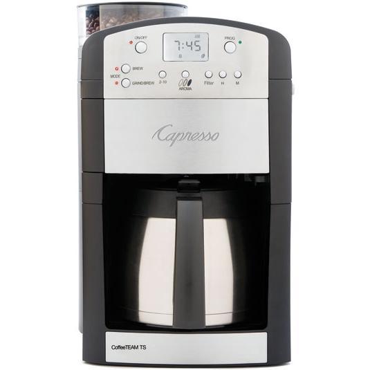 Capresso CoffeeTEAM TS 10-Cup Automatic Coffee Maker - 465.05