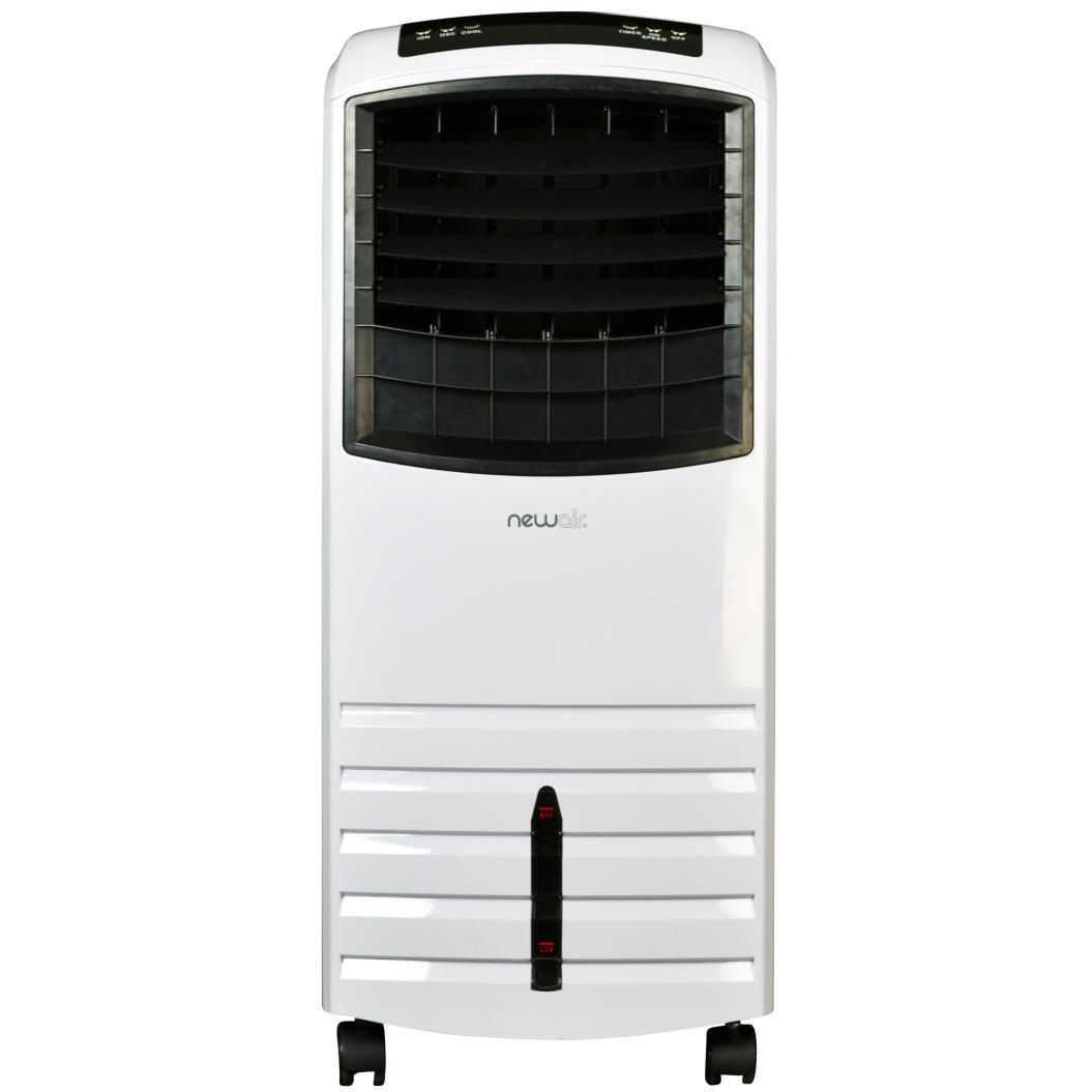 NewAir - Portable Evaporative Cooler - White AF-1000W