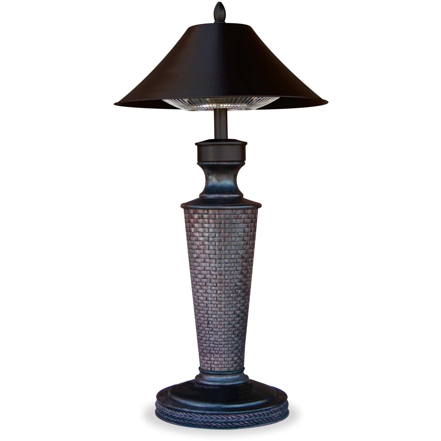 Endless Summer Patio Heaters Vacation Day Style Table Top Electric Patio Heater