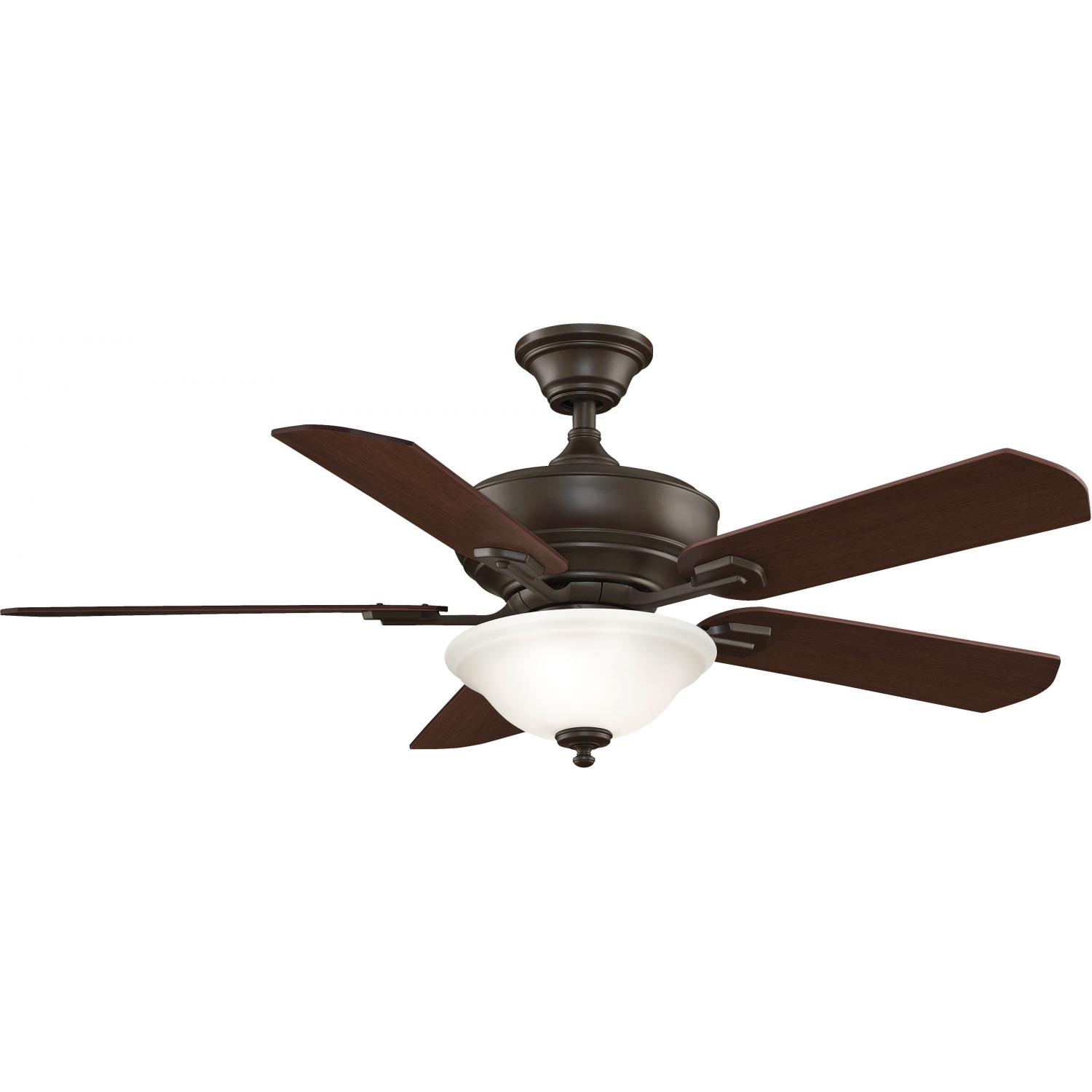 Fanimation Camhaven 52-Inch Indoor Ceiling Fan - Oil Rubbed Bronze 2870728