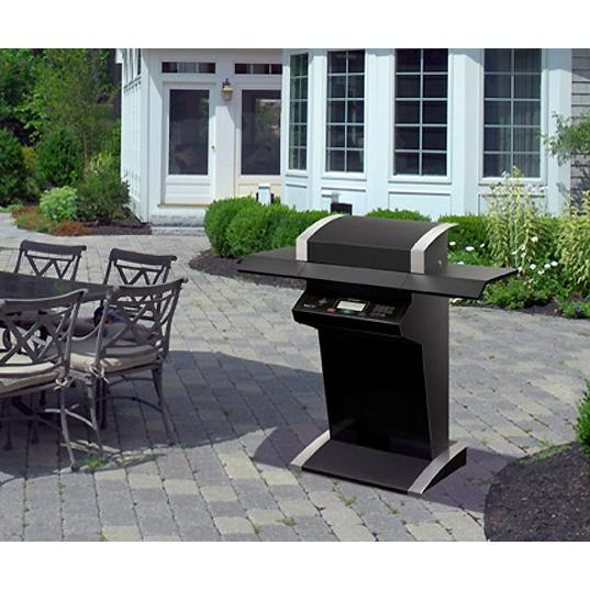 Dimplex TBQ120DLX 43-Inch PowerChef Deluxe Electric Grill On Pedestal Base