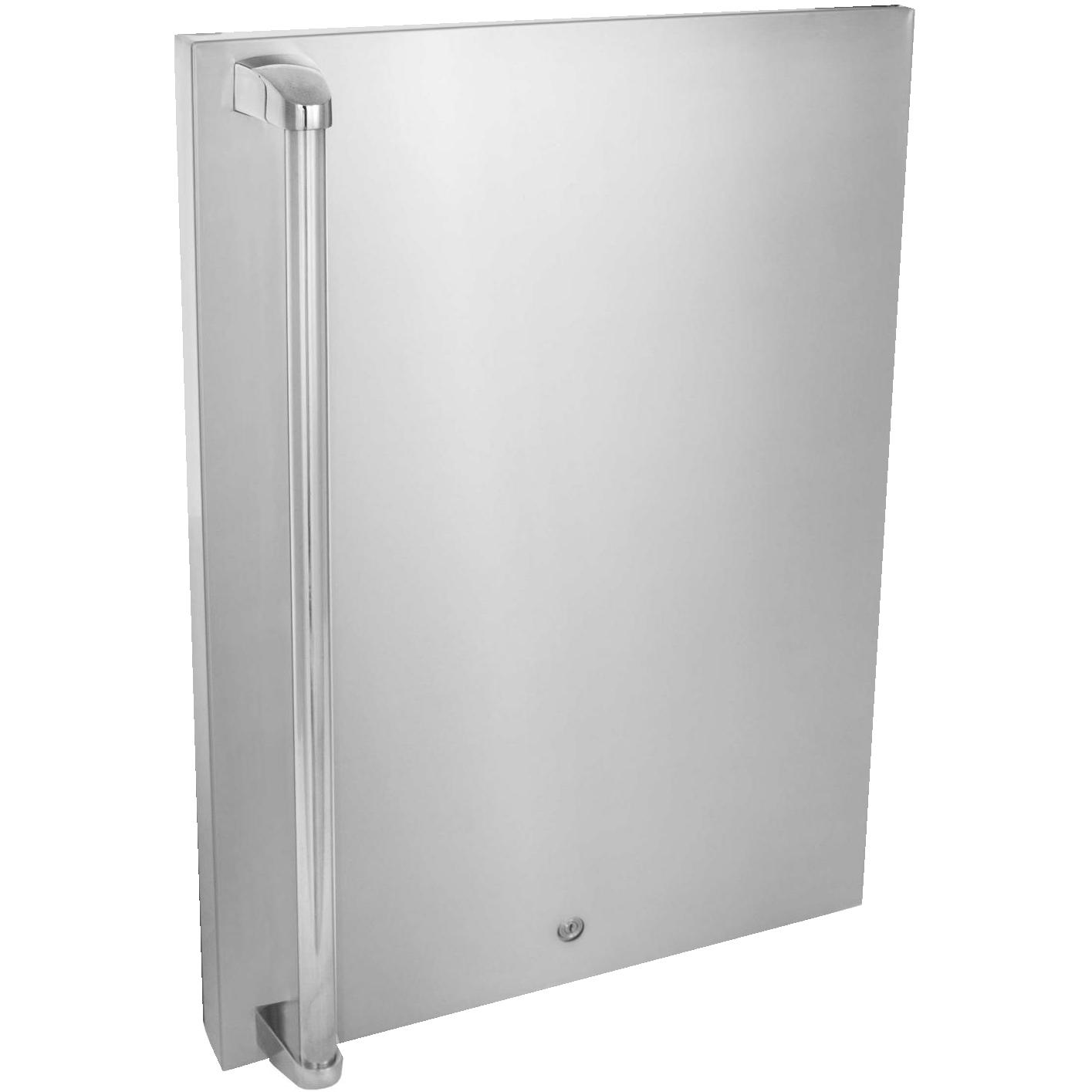 Blaze Outdoor Products Blaze Stainless Door Upgrade For Blaze Bc-130b 4.6 Cu. Ft. Refrigerator at Sears.com
