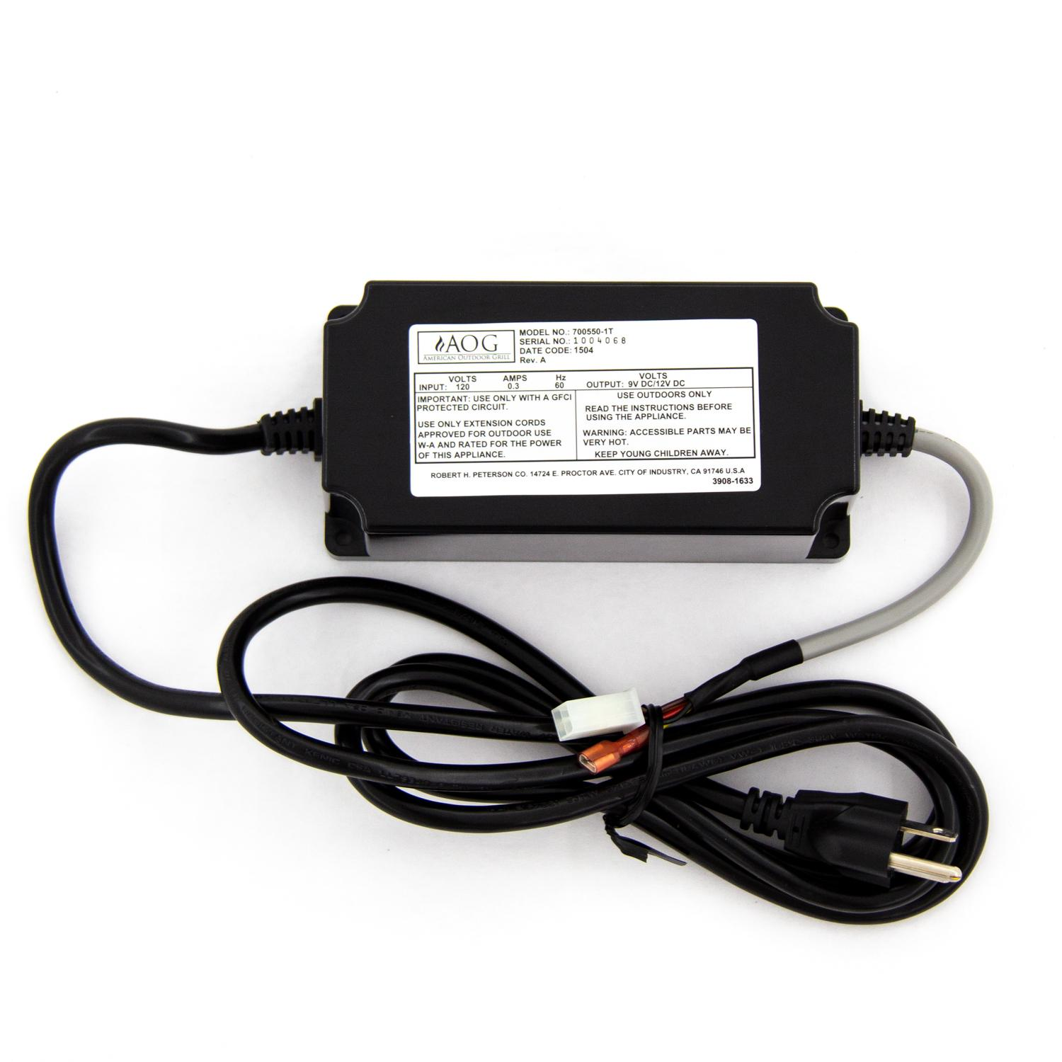 Aog American Outdoor Grill Power Supply For L Series Grills - 24-b-47